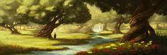 Shady Grove by AnthonyPismarov.deviantart.com on @deviantART