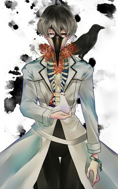 Sasaki Haise / Kaneki Ken ||| Tokyo Ghoul Fan Art