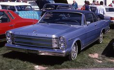 66 Ford Galaxie 500 LTD 2 door hardtop by carphoto, via Flickr