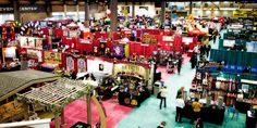 NW Women's Show Aerial View by Triumph Expo & Events, Inc., via Flickr