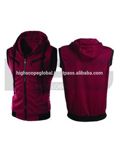 Sleeveless bodybuilding Custom Men Hoodie/gym hoodies/fitness hoodie Zipper hoody Bodybuilding, Trends, Gym Fitness, Gym Workouts, Like4like, Street Wear, Hoodies, Casual, Sweaters