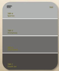 Dream Paint Color Anonymous By Behr Perfect Gray No Blue Or Brown Undertones Dream Home