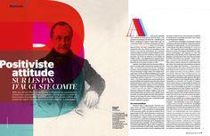 #magazine #graphic design #philosophie magazine