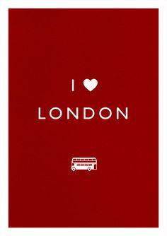 .I Love London