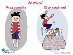 Le réveil ! Family Guy, Lol, Humor, Comics, Fictional Characters, Frases, Quotes, Illustrations, Parenting Humor