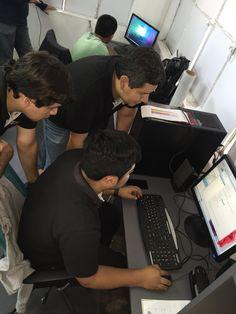 Capacitación especial a personal técnico de CAMS Perú. Tema: Gestión de color en Versaworks de impresoras Roland.