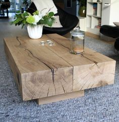 Wood Coffee Table with Storage . Wood Coffee Table with Storage . Modern and Rustic Reclaimed Wood Coffee Table In 2020 Reclaimed Wood Coffee Table, Rustic Coffee Tables, Cool Coffee Tables, Decorating Coffee Tables, Coffee Table With Storage, Round Coffee Table, Coffee Table Design, Wooden Tables, Natural Wood Coffee Table