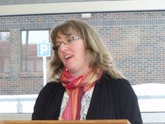 Library Speaking engagement - spring 2011