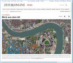 Bilder von eoVision auf Zeit Online Blick aus dem All #humanfootprint
