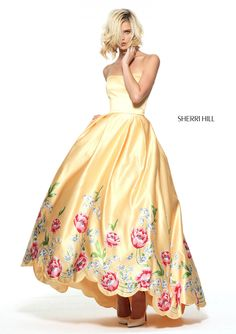Sherri Hill 51139- International Prom Association