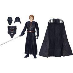 [Americanas] Boneco Starwars Anakin To Vader - A2177 Hasbro - R$ 59,90