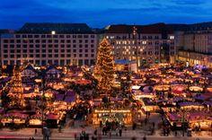 Striezelmarkt © DMG/Dittrich Dresden Christmas Markets