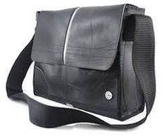 Image result for recycled rubber satchel
