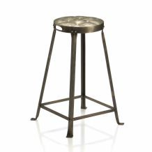 @Overstock - Hand-worked steel is formed into a tufted stool top Bar stool is a unique occasion stool Bar furniture can be useful both indoors or outhttp://www.overstock.com/Worldstock-Fair-Trade/Metal-Stackable-Tufted-Stool-India/4447155/product.html?CID=214117 $85.99