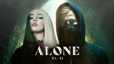 Watch latest Alone, Pt. II Lyrics song which is sung by Alan Walker, Ava Max and its lyrics written by Alan Walker, Ava Max and its music also. Alan Walker, Music Songs, Music Videos, Dj Music, Justin Bieber, Alone Lyrics, Fantasy Love, Saif Ali Khan, Look Back At Me