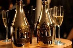 THE MOST EXPENSIVE CHAMPAGNE COLLECTION #designpieces #bottle #champagne