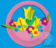 Basket-kwiaty-party-mama-basket-wielkanoc