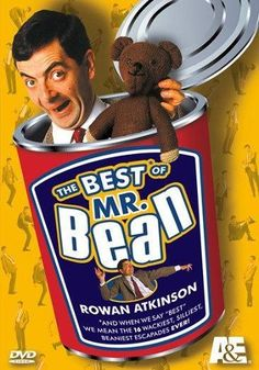 """The Best Bits of Mr. Bean"" The Best Bits of Mr. Bean and Teddy venture into the attic to look for an umbrella and uncover items from past experiences. Best Tv Shows, Favorite Tv Shows, Movies And Tv Shows, My Favorite Things, Mr Bean Episodes, Physical Comedy, British Comedy, Tv Shows Online, Old Tv"