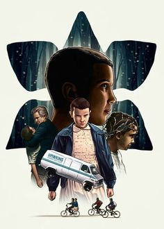 Stranger things - Art I love 11❤️