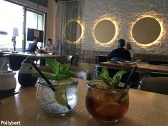 Laolao - come here for handpulled Chinese Lamian noodles Ginger Lemonade, Drinking Around The World, Asian Restaurants, Homemade Lemonade, Lunch Specials, Side Salad, Spice Mixes, Noodles, Things To Come