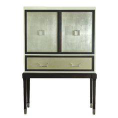 Shop AllModern for stylish sideboards and buffets. Store your extra table linens, dinnerware, and flatware in a modern kitchen buffet and expand your storage options! Modern Decor, Modern Furniture, Furniture Design, Furniture Storage, Modern Buffet, Oriental Furniture, Glass Furniture, Mirrored Furniture, Modern Bar