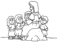 desenhos para colorir da biblia 5