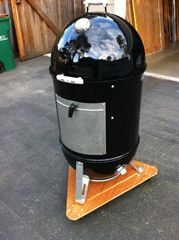 Cart for the WSM