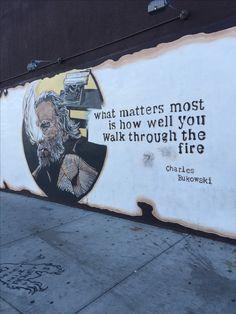 Mural Los feliz LA