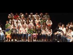In....canto di Natale 2013: Siyahamba - Body percussion - YouTube