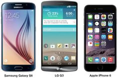 LG A Titanium Model in Phone and Cell Phone Lg G3, Apple Iphone 6, Samsung Galaxy S6, Techno, Smartphone, Model, 3d, Electronics