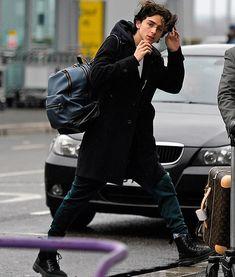 Timmy leaving London