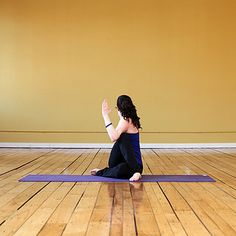 Yoga Poses For Hip and Back Pain Photo 7