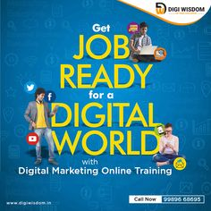Live Project Digital Marketing Training Online with Placement Assistance. Seo Training, Training Online, Marketing Training, Marketing Program, Mobile Marketing, Sales And Marketing, Content Marketing, Affiliate Marketing, Social Media Marketing