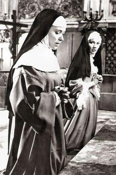 https://flic.kr/p/Kex8mc | Anna Karina in La Religieuse (1966) | Romanian…