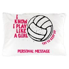 Play Volleyball Like a Girl Ornament (Round).Girl Power at its best in this… Funny Softball Quotes, Funny Volleyball Shirts, Play Volleyball, Volleyball Quotes, Softball Pictures, Girls Softball, Softball Players, Funny Quotes, Softball Stuff
