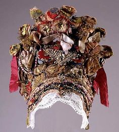 In Sweden and Finland this type of crown where worn by brides in the countryside and made from whatever by freda Royal Crowns, Tiaras And Crowns, Headdress, Headpiece, Mode Costume, Textiles, Bridal Crown, It Goes On, Jewel Box