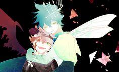 Clover 3, Black Clover Manga, Black Cover, Doraemon, Fujoshi, Anime Art, Animation, Fan Art, Cartoon