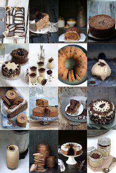 No bake | Coffee White Chocolate Panna Cotta ... ♥ indulgent ♥ indulgent ♥ indulgent ♥ #eggless #dessert #coffee
