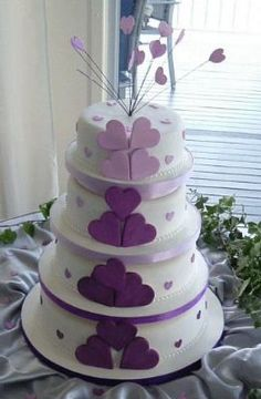 Wedding Cake Pictures by Sweet Soul Confections