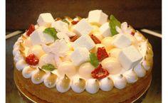Bergamotte-Jasmin-Torte