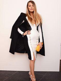 Blake Lively attends Gabriela Cadena's #NYFW show