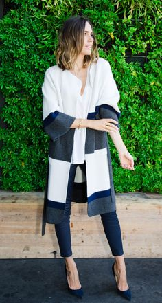"""""""A great coat is a layering essential – your coatshould always make a statement, it's the first (and often only) thing people see in the winter – so make that first impression count."""" - Louise Roe Fall fashion advice for 2015 