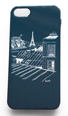 Les Toits de Paris vues par Taralie - IPhone 5 -