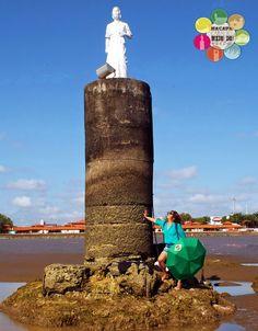 Nar@mazonie...um blog além-mar!: no meio do rio tinha uma pedra