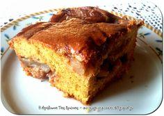 Η απόλαυση της βρώσης ~ Ας μαγειρέψουμε Banana Bread, Desserts, Food, Tailgate Desserts, Deserts, Meals, Dessert, Yemek, Eten