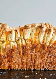 cheeesy puff pull apart bread and 135 recipes for super bowl sunday | howsweeteats.com