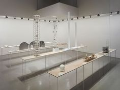 Junya Ishigami Exhibition furniture