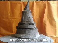 Nice! Full Animatronic Sorting Hat With Custom Software-22$ by jegatheesan