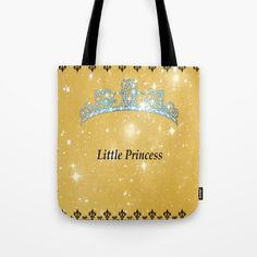 Little Princess Tote Bag. Penny s Pins · Womens Tote Bags a45948bca
