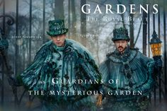 Gardens - The Royal Beauty. Guardians of the Mysterious Garden. Royal Beauty, Mystery, Gardens, Movies, Movie Posters, Films, Outdoor Gardens, Film Poster, Cinema